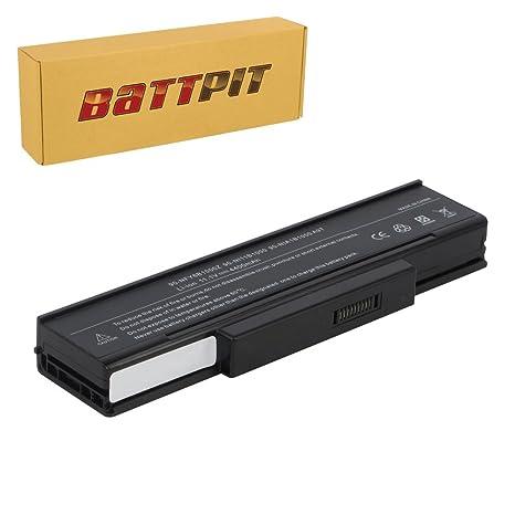 Battpit Recambio de Bateria para Ordenador Portátil Asus F7F-7S005C (4400mah / 49wh)
