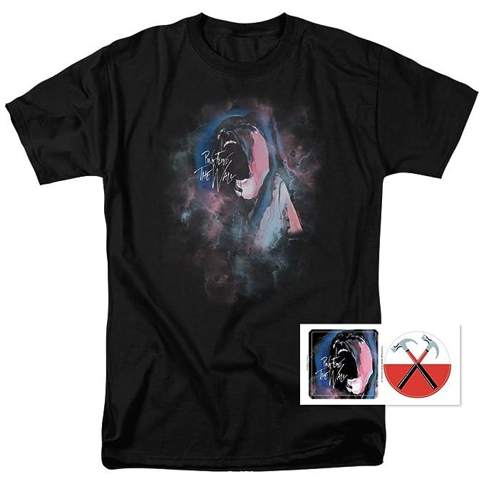 Amazon.com  Pink Floyd The Wall Film Art Rock T Shirt  Clothing 99bd8508e