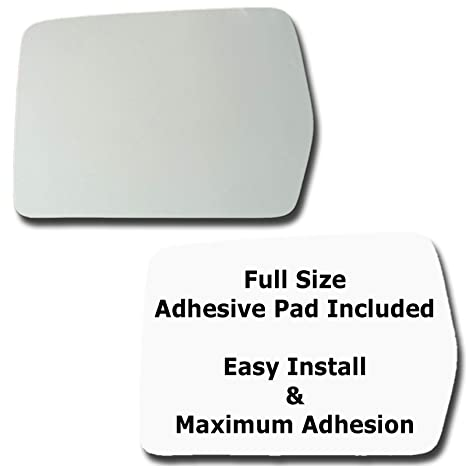 Amazoncom Mirror Glass Full Size Adhesive Pad For 2004