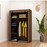 MULSH Closet Wardrobe Portable Clothes Storage