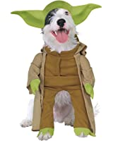 Yoda Dog Pet Costume - Large