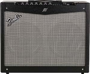 fender mustang iv v 2 150 watt 2x12 electric guitar combo amplifier musical. Black Bedroom Furniture Sets. Home Design Ideas