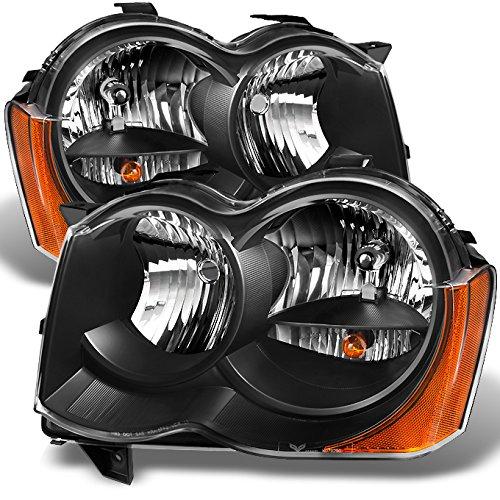 Jeep Cherokee Headlight Replacement - 9
