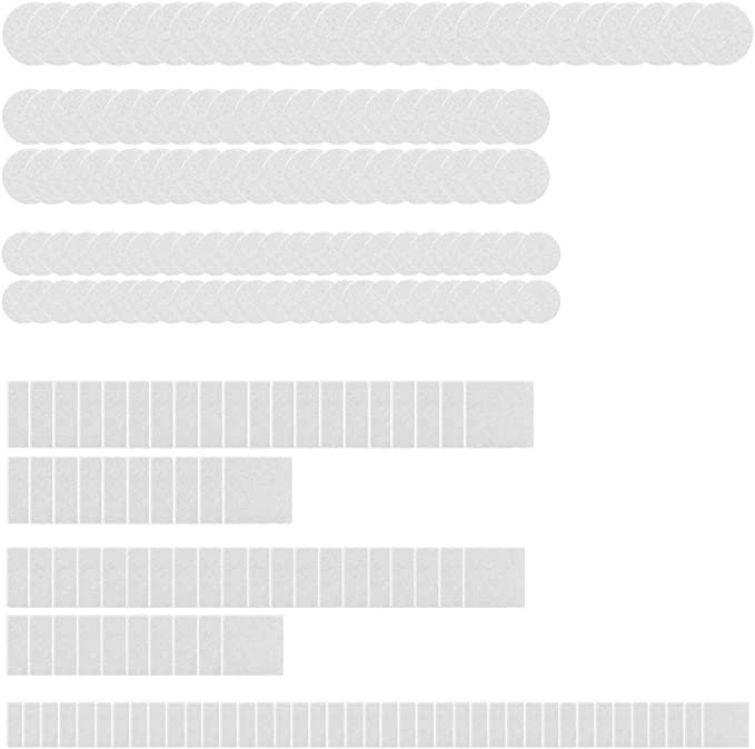 Kork Gleiter Set 215-teilig Navaris Bodengleiter Selbstklebend f/ür M/öbel Stuhlgleiter Hellbraun Bodenschutz Pads f/ür Stuhl Fliesen Parkett