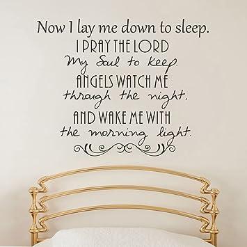 Amazoncom Now I Lay Me Down To Sleep I Pray The Lord My Soul Vinyl