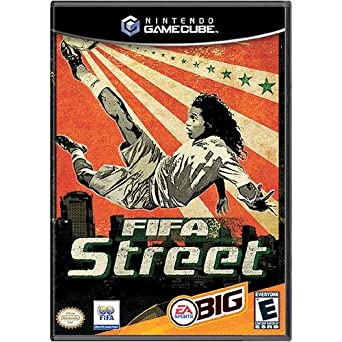 Fifa Street Game Cube