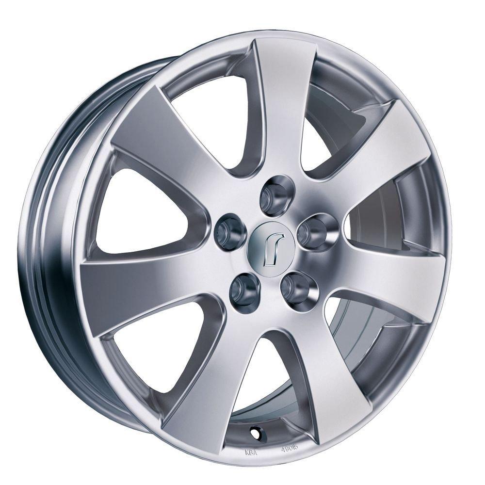 Rondell A020695-4053537960251 - 6.5X16 ET38 5X115 Alufelgen PKW R.O.D. Leichtmetallräder GmbH