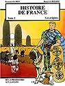 Histoire de France, Tome 1 : Les origines par Secher