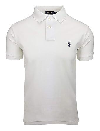 Ralph Lauren Polo Homme Petit Poney Custom-Slim FIT S-M-L-XL-XXL  Amazon.fr   Vêtements et accessoires 01cac85abda