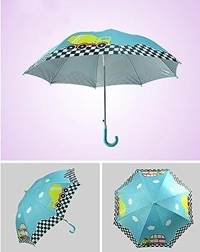 paraguas 6-12 años Los niños Paraguas Plata Plástico Sunny ...