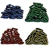 100 Thin Line Wristbands Customer Choice of Colors