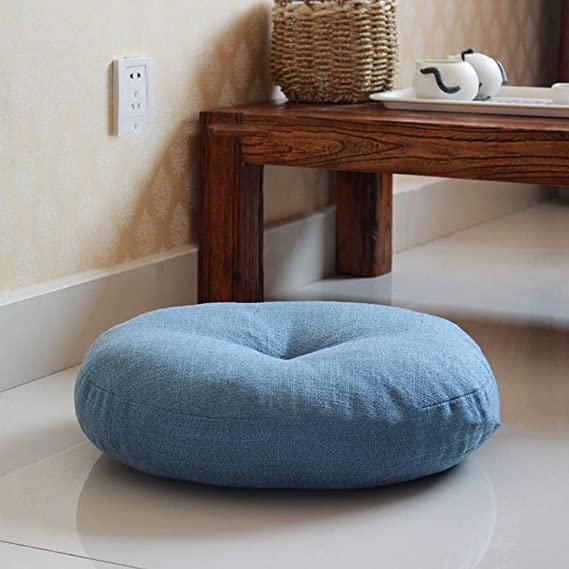 Amazon.com: Aik@ Extra Large Thicken Floor Cushion,Handmade ...