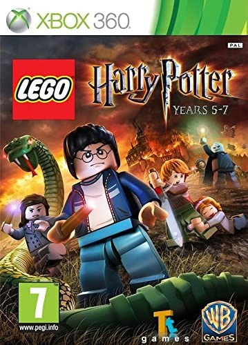 Lego Harry Potter Years 5-7 Classics Game - Xbox 360 [Importación inglesa]: Amazon.es: Videojuegos