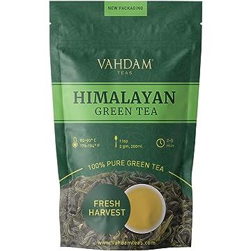 best Vahdam Himalayan Green reviews