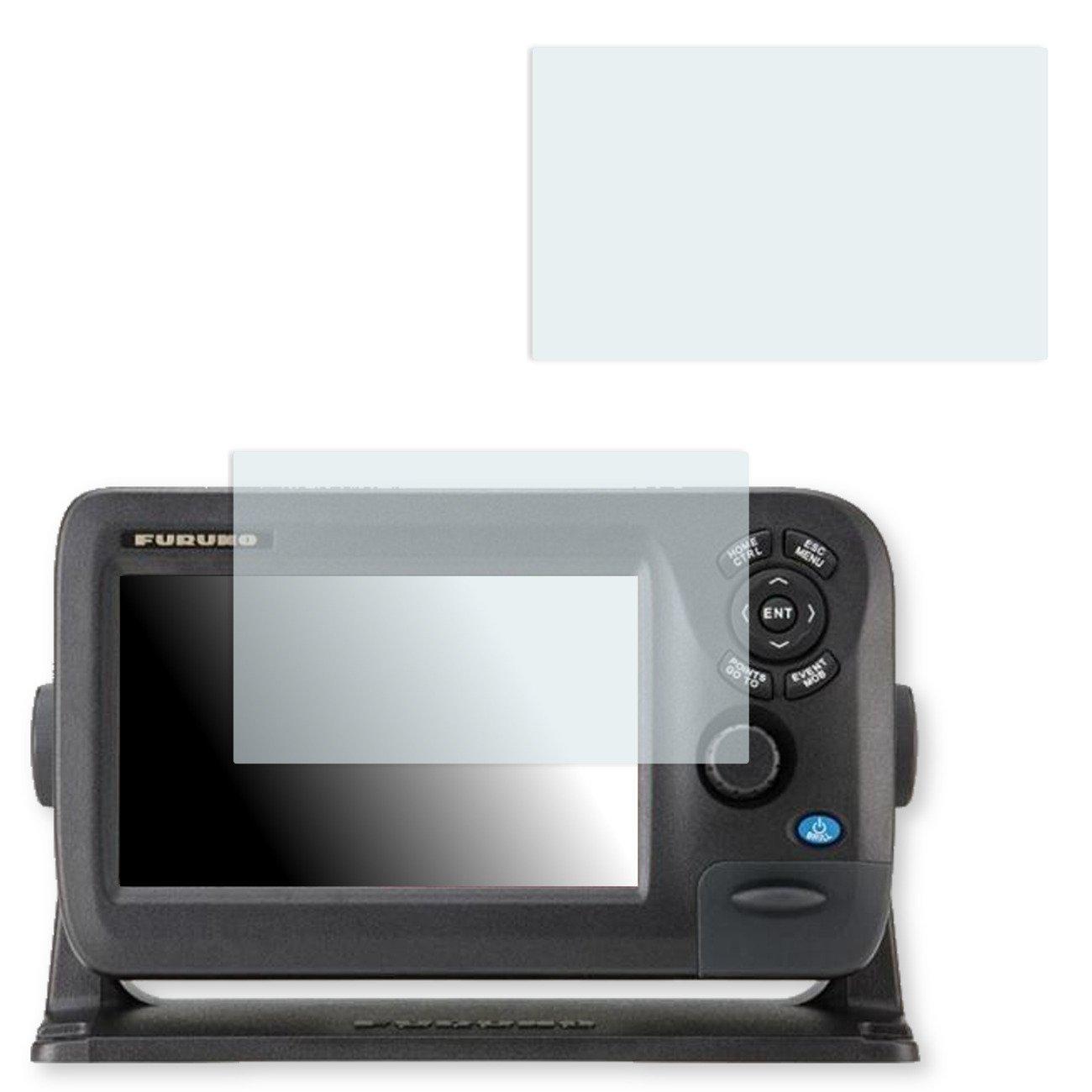 GOLEBO 2X Anti-Glare Screen Protector for Furuno GP-1870F (Anti-Reflex, Air Pocket Free Application, Easy to Remove)