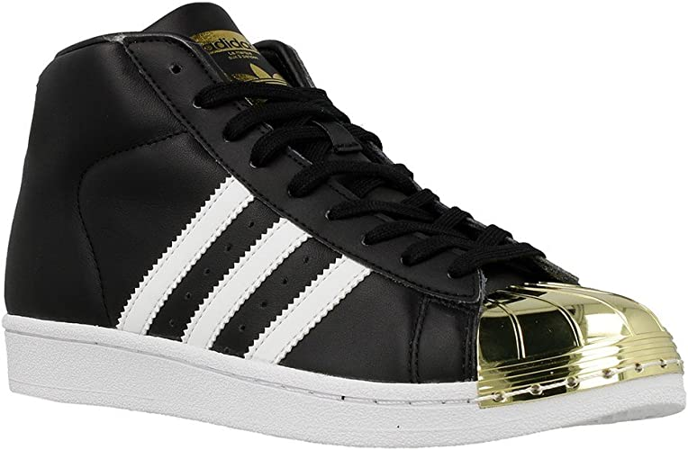 ADIDAS SCARPE PRO MODEL METAL TOE BB2130 BLACK