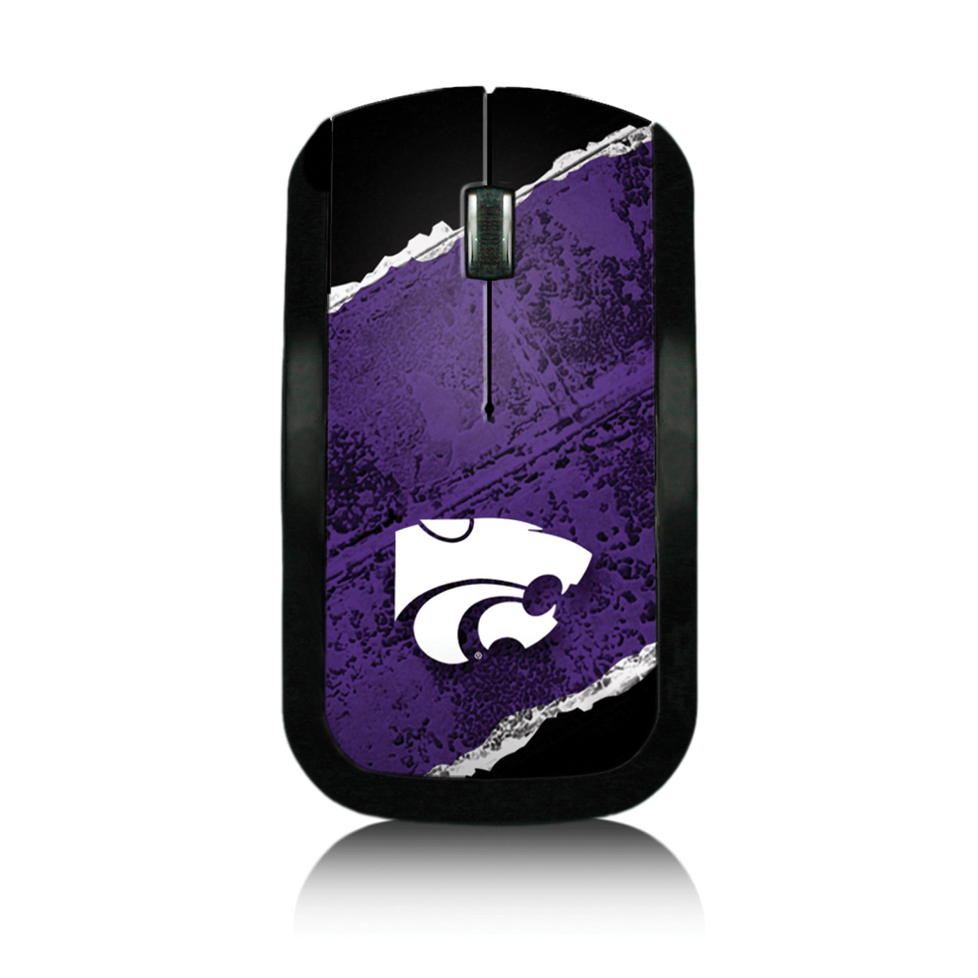 Keyscaper NCAA Wireless USB Mouse in Brick