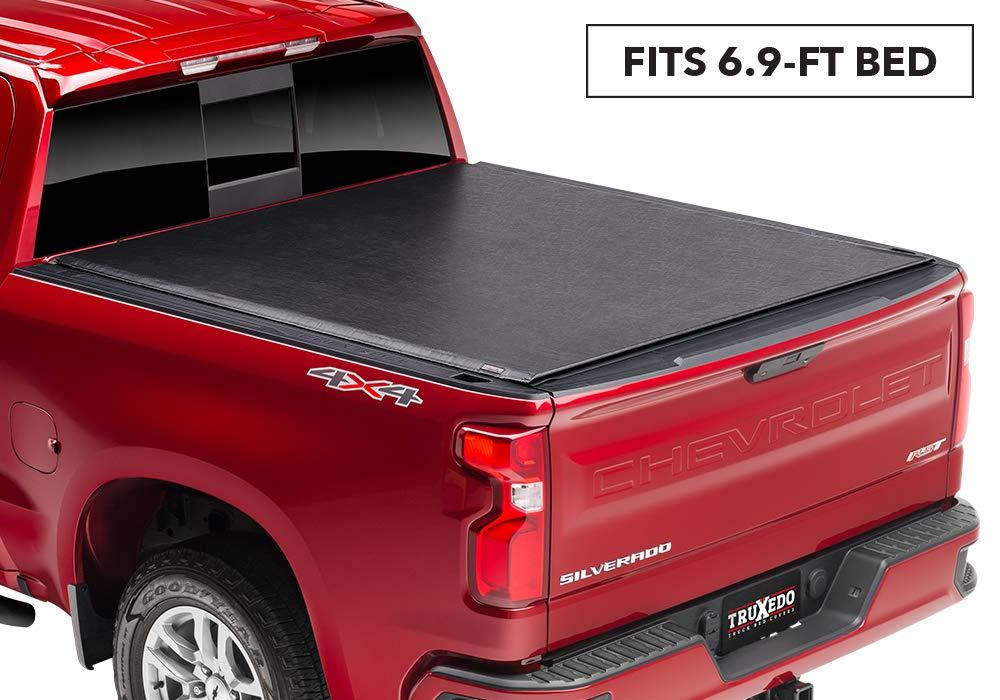 69 Bed TruXedo 1473301 Pro X15 Soft Rolling Truck Tonneau Cover|fits 2020 Chevy Silverado /& GMC Sierra 2500HD /& 3500HD