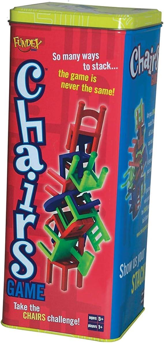 Paul Lamond Games - Juguete para apilar para bebés [Importado de Inglaterra]: Chairs: Amazon.es: Juguetes y juegos