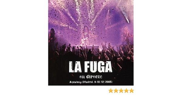En Directo: La Fuga: Amazon.es: Música