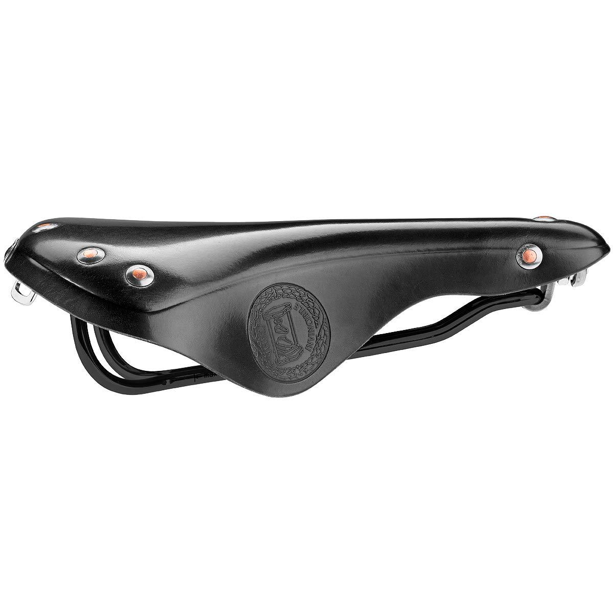 Amazon.com : selle ITALIA Adult EPOCA Steel Saddle, Black : Sports & Outdoors