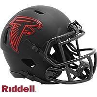 $34 » Atlanta Falcons - Eclipse Alternate Speed Riddell Mini Football Helmet - New in Riddell Box