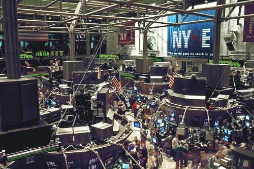 Photo: New York Stock Exchange,NYSE,Trading Floor,Wall Street,New (New York Stock Exchange)
