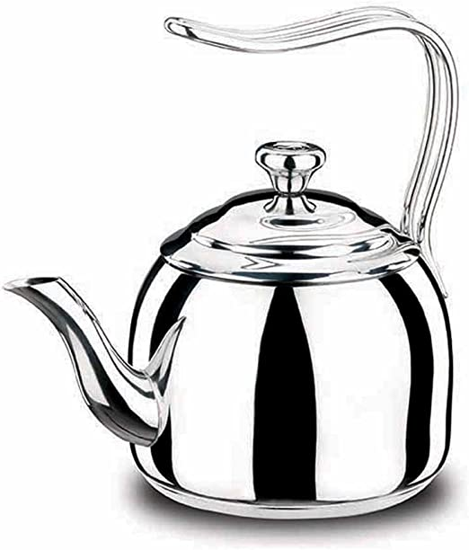 Korkmaz Droppa Stainless Steel Tea Kettle