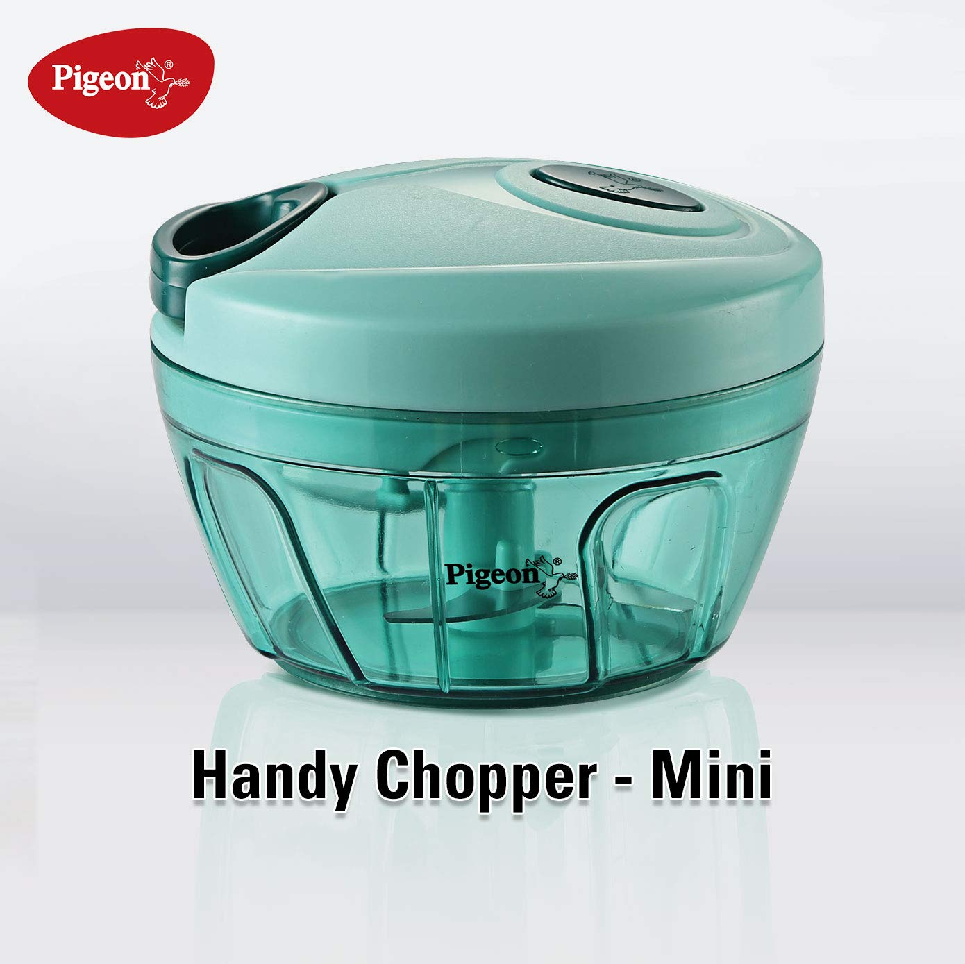 Pigeon by Stovekraft New Handy Mini Plastic Chopper with 3...