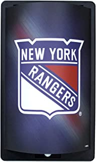 Party Animal Produit sous Licence Officielle NHL Team Logo Motiglow Light Up Sign femme Enfant Homme mixte noir MGZBRU