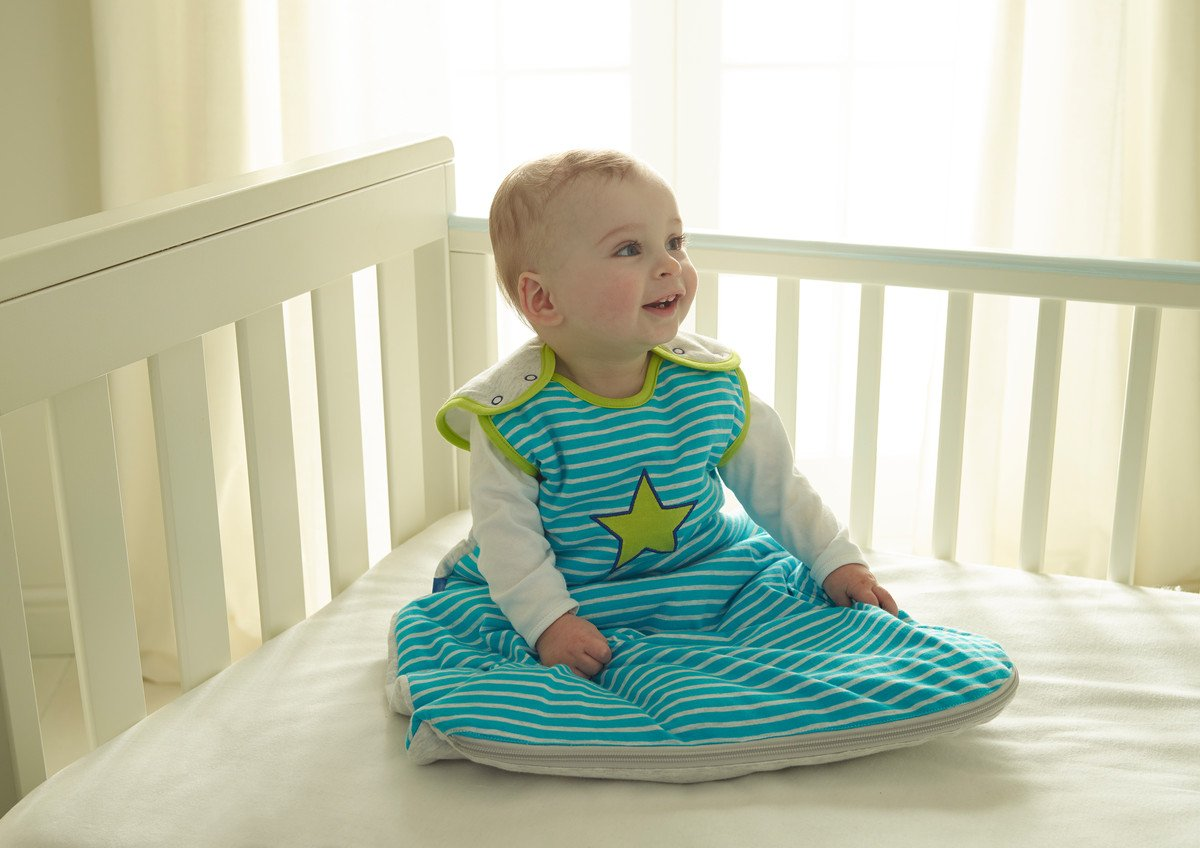 Grobag aaa2967 Ziggy Pop Saco de dormir, multicolor, 6 - 18 meses: Amazon.es: Bebé