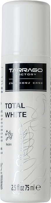 Tarrago | Sneakers Total White 75ml | Crema Blanqueadora para Cubrir Rasguños y Suciedad