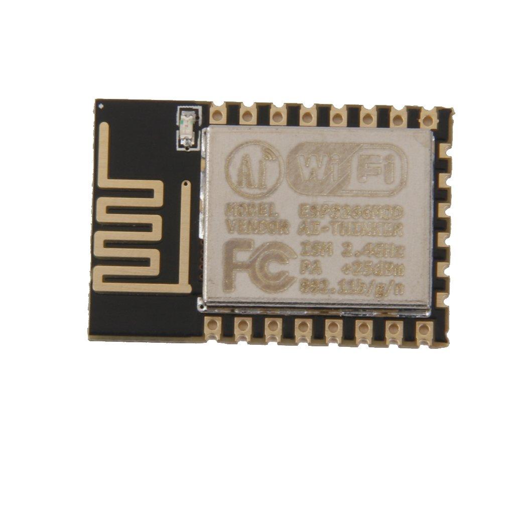 ESP8266 ESP-12E Wireless Remote Serial WIFI Module Transceiver Board Module Generic STK0151000060