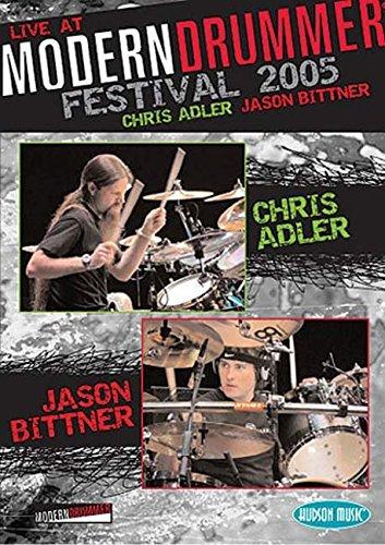 (Chris Adler & Jason Bittner - Live at Modern Drummer Festival 2005 (Instructional/Drum/DVD) )