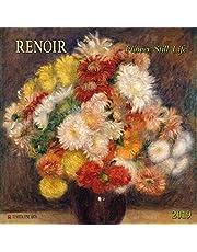 Renoir - Flowers still Life 2020