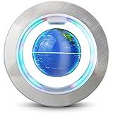 EASY EAGLE C forma de levitación magnética flotante globo eléctrico de rotación del mapa del mundo