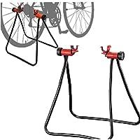 Bicicleta Soporte De Altura Ajustable De Almacenamiento De Bicicletas Portabicicletas Cubo De La Rueda Del Soporte De…