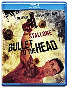 Cover Image for 'Bullet To The Head (Blu-ray+DVD+UltraViolet Combo Pack)'