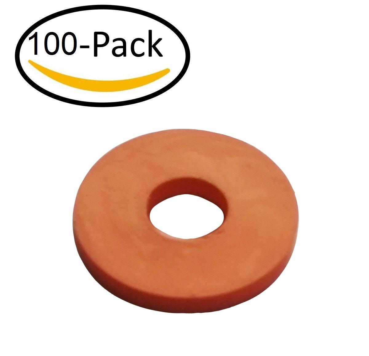 Grolsch Gaskets for Flip Top Bottles Pack of 100 Pieces C6614x100