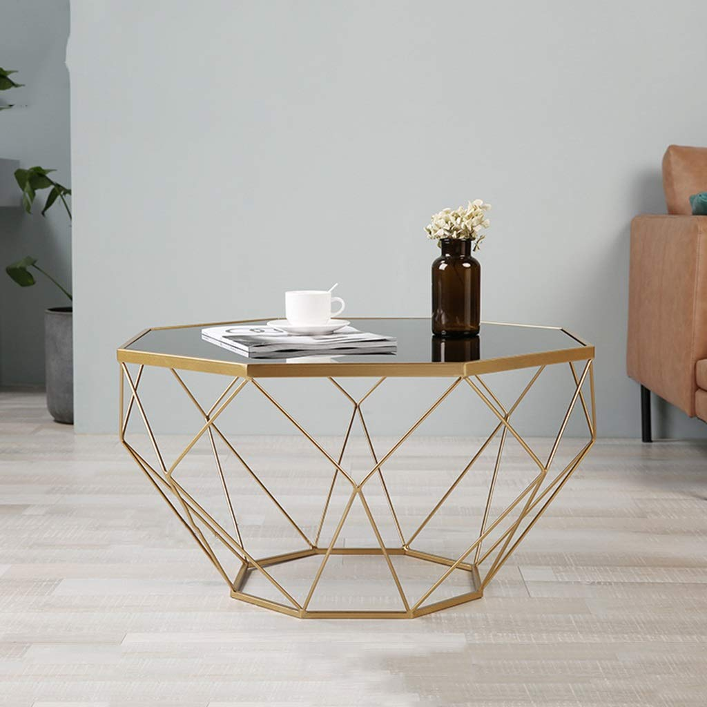 Amazon.com: Tables Coffee, Living Room Personality Wrought ...