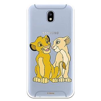 LA CASA DE LAS CARCASAS Funda Oficial Disney Simba y Nala ...
