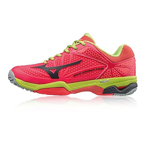 Mizuno Wave Exceed Tour AC Wos amazon-shoes rosa Scarpe da tennis