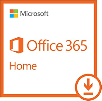 Microsoft Office 365 Home   1-year subscription, 5 users, PC/Mac Download