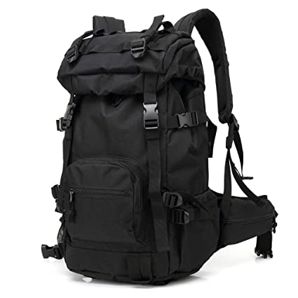 ab52c4461f2e Amazon.com : WGKUMMQN Backpack Outdoor Fashion Men and Women ...