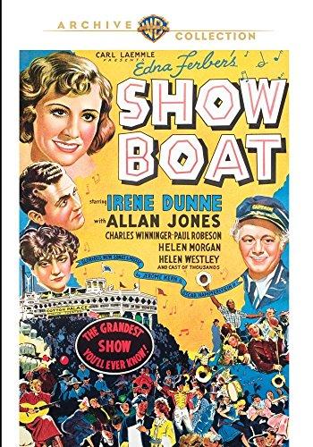 Show Boat (1936) DVD-R
