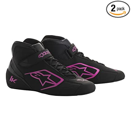 a7a186d4a5d Image Unavailable. Image not available for. Color  Alpinestars Tech 1-K  Karting Shoes ...
