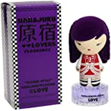 Harajuku Lovers Wicked Style Love by Gwen Stefani for women Eau De Toilette Spray, 1.0