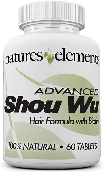 he shou wu benefits