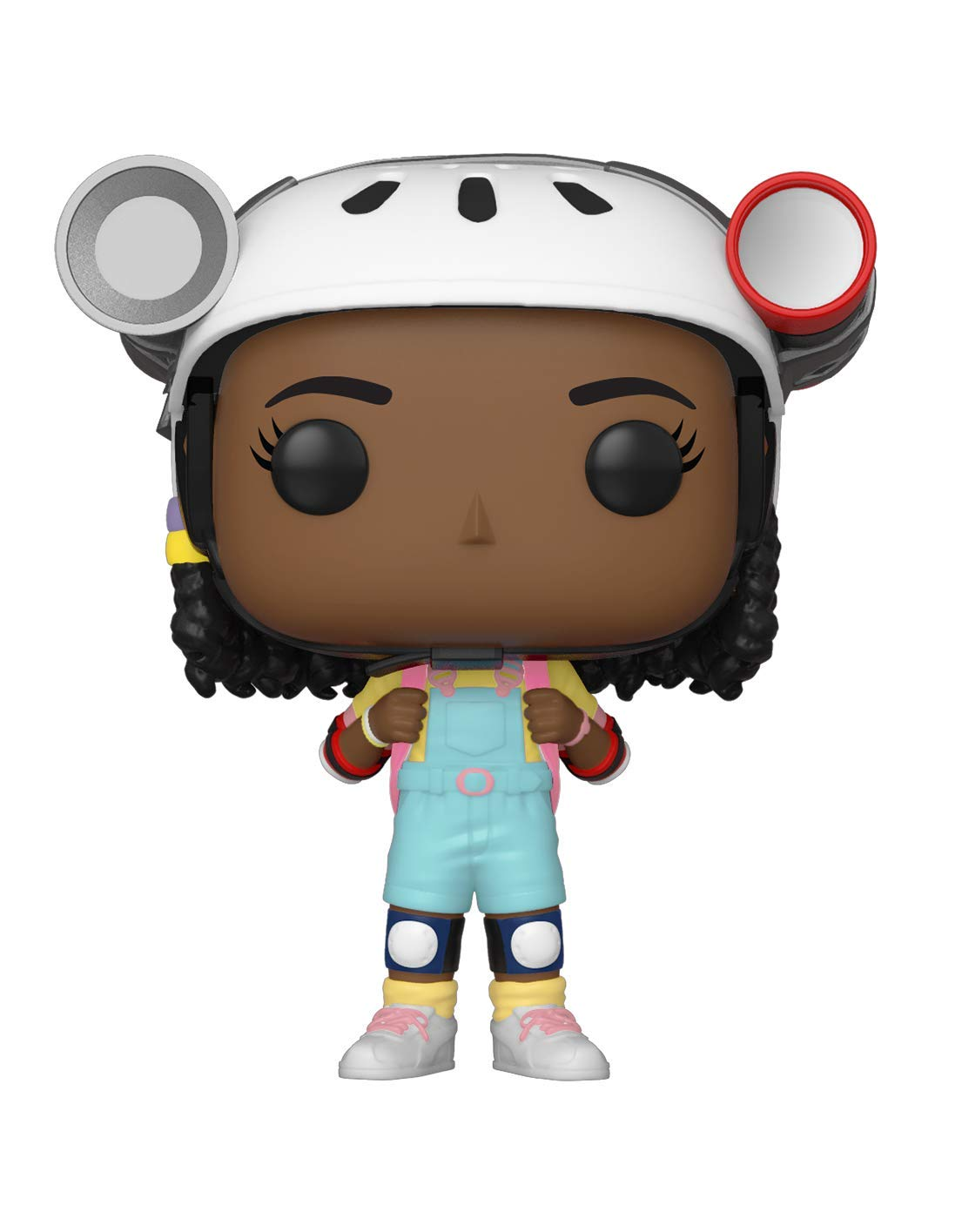 Funko- Pop Vinilo: Stranger Things: Erika Figura Coleccionable, Multicolor, Talla única (38534)