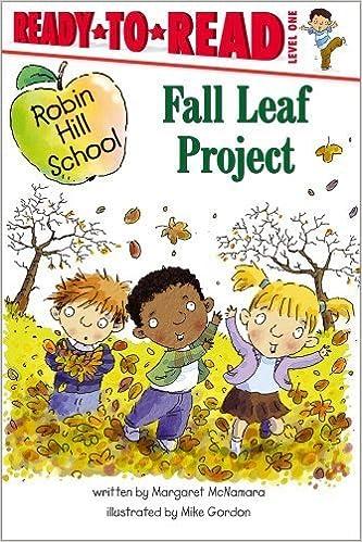 Book Fall Leaf Project (Robin Hill School) by McNamara, Margaret (2006)